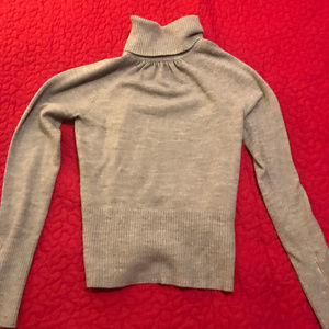 Takeout Turtleneck Sweater Sz M (small)